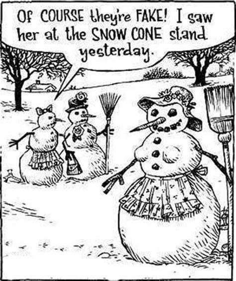 snow cones joke of the day