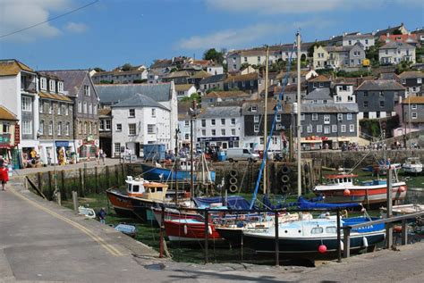 Small Villages In Usa quaint fishing village of mevagissey