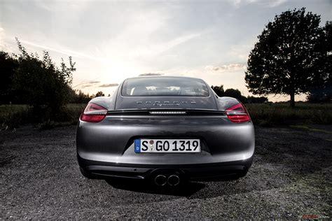 Technische Daten Porsche Cayman S by Fahrbericht Porsche Cayman S Die Perfekte Symbiose
