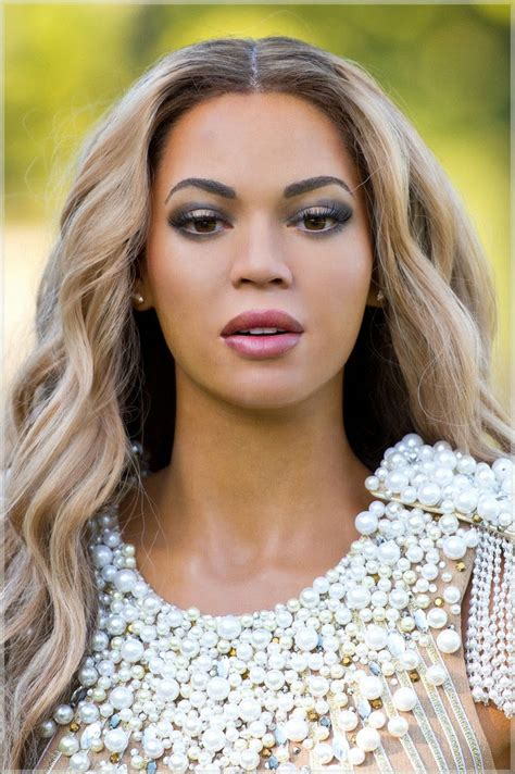 beyonce s photos beyonce s wax figure unveiled at madame tussauds