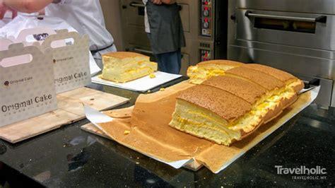 original cake  berasal  tamsui  street taiwan