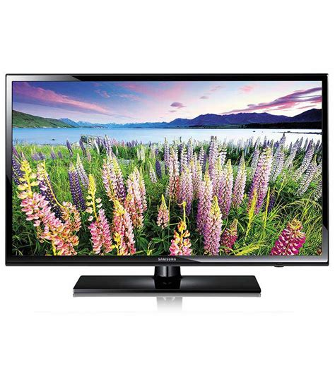 Samsung Tv Led 32 Inch Ua32fh4003 buy samsung ua32fh4003 rmxl 80 cm 32 hd ready led television at best price in india