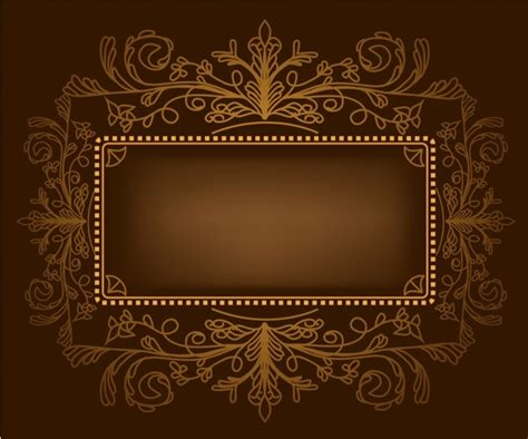 filigree pattern frame filigree frame vector free vector download 5 828 free