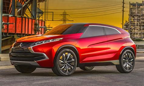 Lastcarnews Mitsubishi Xr Phev Concept At L A Auto