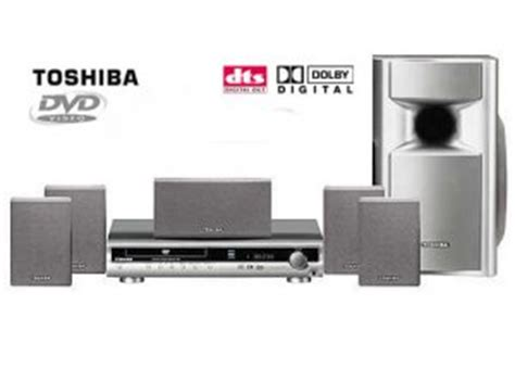 Home Theater Toshiba toshiba sd kt50 320w home theater system