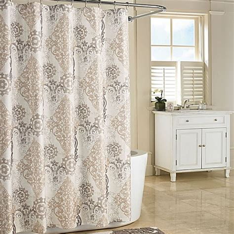 j queen new york curtains buy j queen new york galileo shower curtain from bed bath