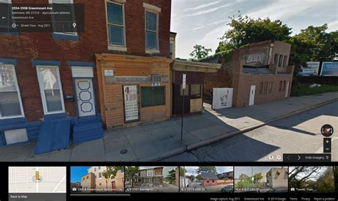 google house view google maps street view tours the sets of breaking bad house of cards game of