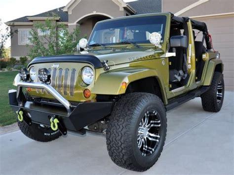 jeep rebelcon love the rebelcon instead of rubicon jeep wrangler