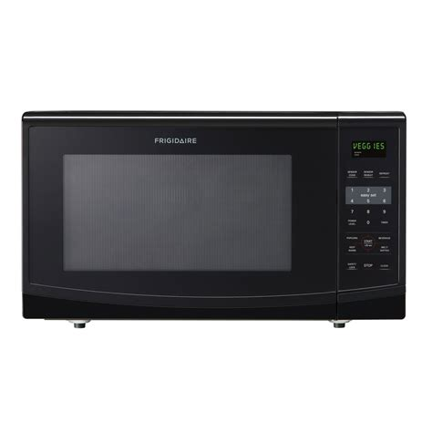 shop frigidaire 2 2 cu ft 1 200 watt countertop microwave