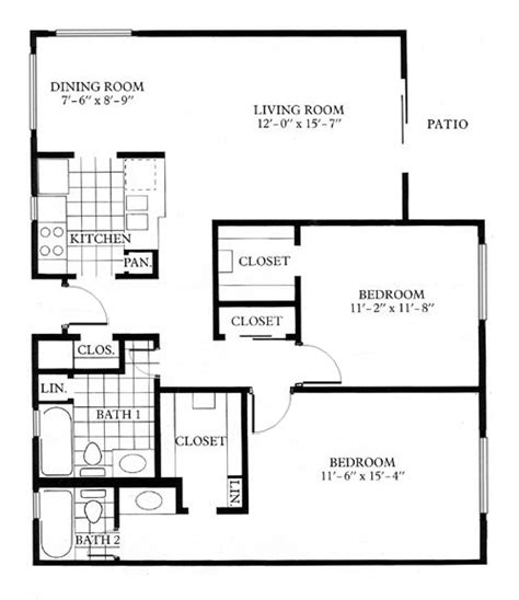 schematic floor plan create a 3d floor plan model from an architectural
