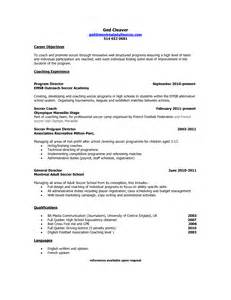 Sle Of Education Resume by Usa Soccer Coaching Resume Sales Coach Lewesmr