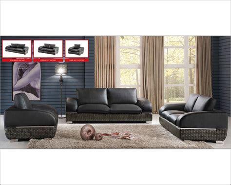 modern italian leather sofa sets modern italian leather sofa set esf8001set