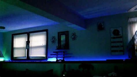 living room led lighting with dream kit YouTube