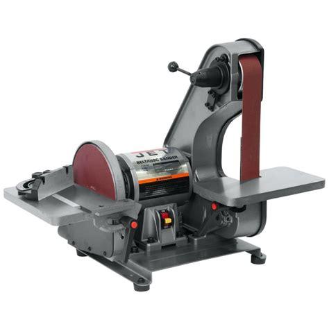 bench sander jet 577004 j 41002 2 x 42 bench belt disc sander ebay