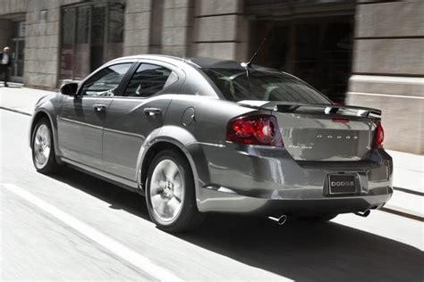 2012 dodge avenger new car review autotrader