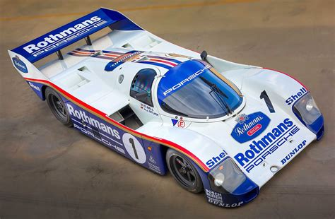 The Best Racecar Ever Porsche 962
