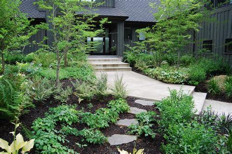 vegetable garden mulch ideas mulch garden ideas landscape contemporary with woodland