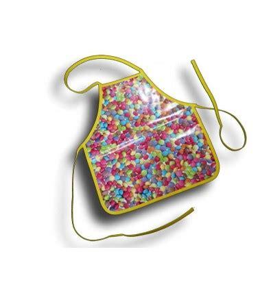 cuisine enfant 4 ans tablier plastique enfant bonbon smarties tablier pour