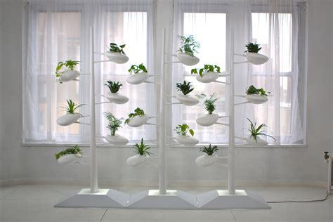 Hydroponic Vertical Garden Trendoffice 100 Design 2013 A Glimpse To What Is