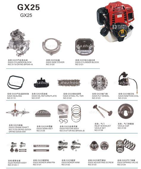 honda gxv340 parts diagram circuit diagram maker