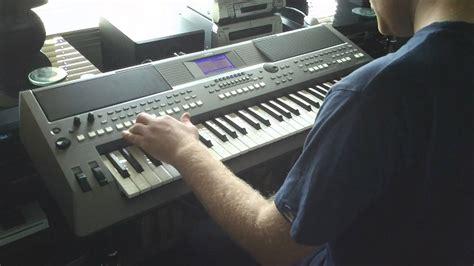 Keyboard Psr S670 the new yamaha psr s670 keyboard dj styles