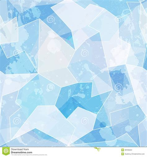 seamless pattern ice ice seamless pattern with grunge effect stock images