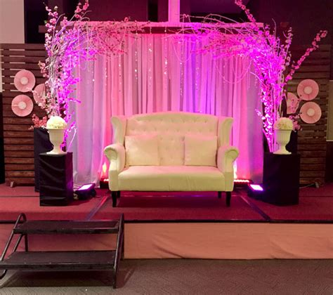backdrop design for debut philippines lexine s cherry blossom themed debut twinsome events