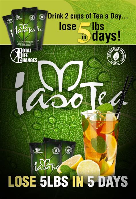Lose Weight In 5 Days Detox by Iaso Detox Tea Total Changes 5996271 Commercial