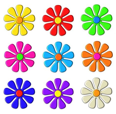 free flower clipart 3d flower clip free stock photo domain pictures