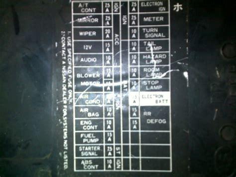 1995 240sx horn wiring diagram nissan wiring diagram