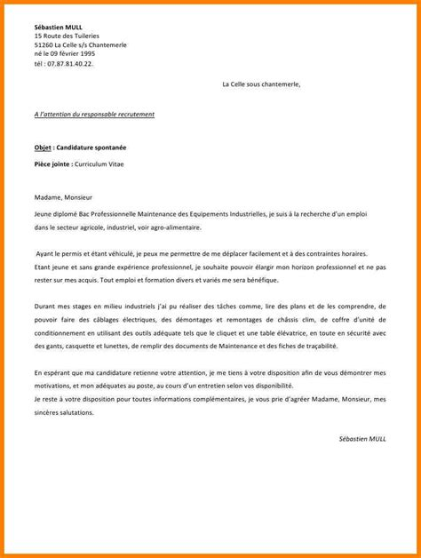 Lettre De Motivation Vendeuse Sans Experience Ni Diplome Rtf Lettre De Motivation Sans Diplome Et Sans Experience