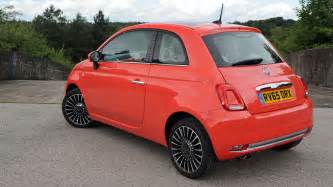 Www Fiat Fiat 500 Lounge 1 2 2015 Review By Car Magazine