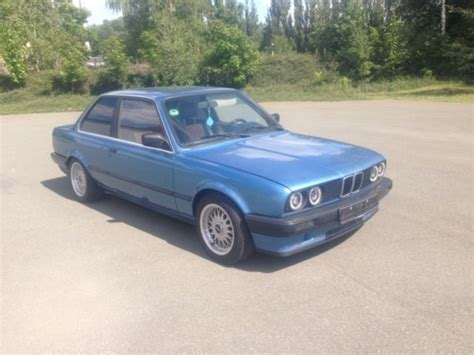 Die Motorrad Garage For Sale by 1989 Bmw 316 Is Listed Sold On Classicdigest In