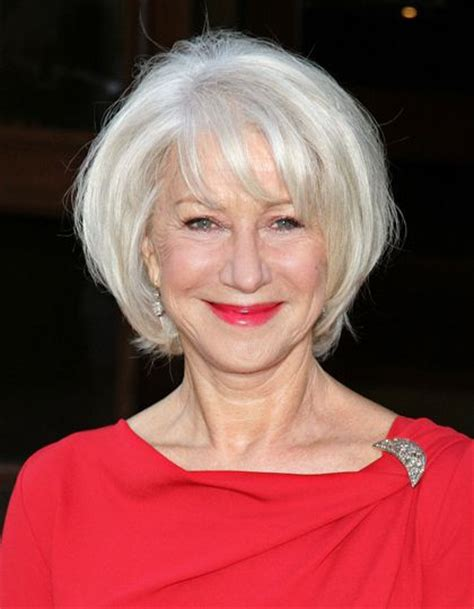 gray hair styles for 50 plus hair style hairstyle for women and over 50 on pinterest