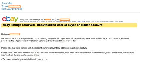Ebay Gift Card Scam - ripoff report ebay asus772 complaint review internet