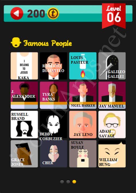 celeb pop quiz answers icon pop quiz game famous people quiz level 6 part 3