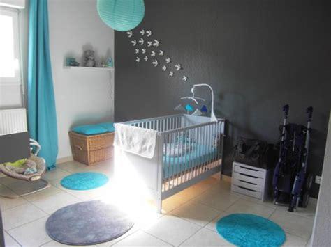 deco chambre bebe bleu gris visuel 4