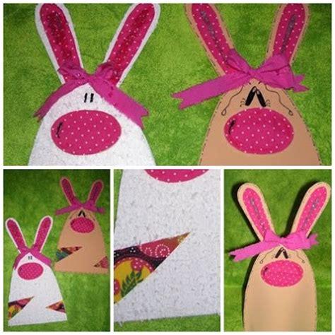 manualidades con goma eva para nivel inicial conejo de pascua en goma eva recrear manualidades arte