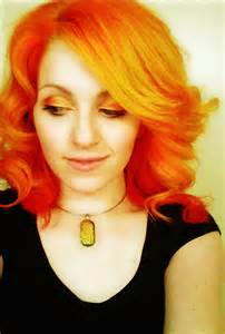 orange hair color manic panic orange hair dye cars entertainment