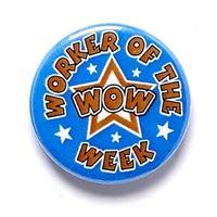 printable star of the week badge worker of the week star pin badge school star other