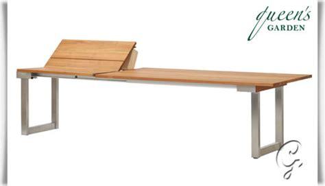 Tisch Terrasse by Gartentisch 187 Lorentz 171 Ausziehbar Aus Holz Gartentraum De