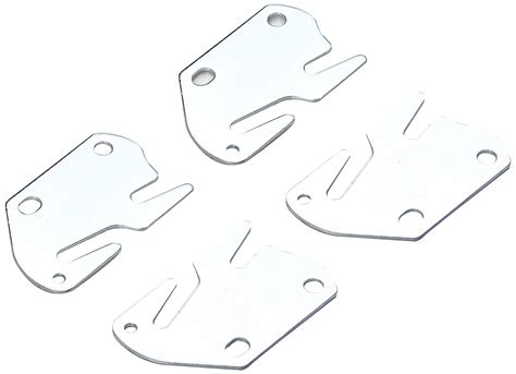 bed claw hook plates bed claw 10 hook plates for wooden beds set of 4 ebay