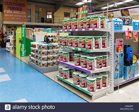 diy store inside a diy hardware shop stock photo royalty free image