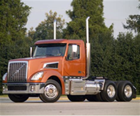 volvo trucks america inc volvo introduces vt 800 daycab with powerful engine