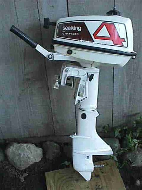 chrysler boat motor small outboard boat motor 171 all boats