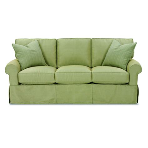 Nantucket Sofa A910 Rowe Slipcovered Sofa Rowe Outlet Rowe Slipcover Sofa