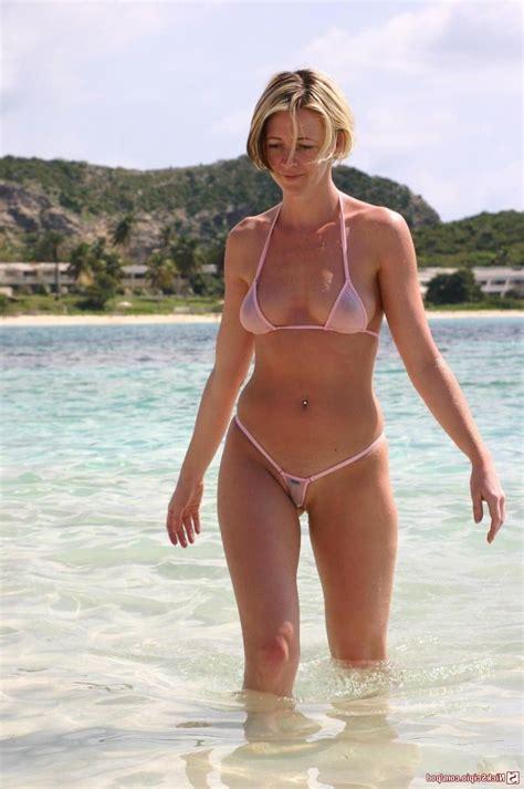 Milf in a bikini