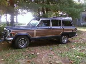 bigdawgdray 1988 jeep grand wagoneer specs photos
