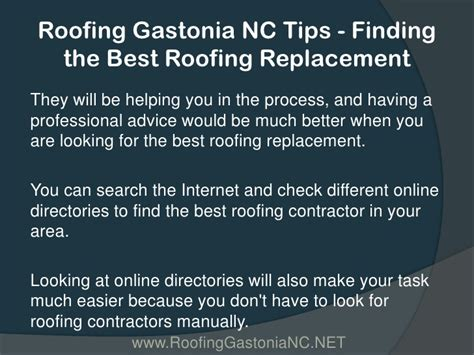 8 Tips On Finding The Gift by Roofing Gastonia Nc Tips Finding The Best Roofing