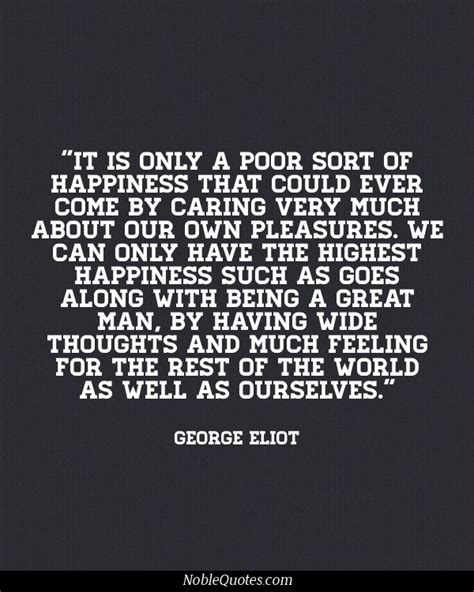 Picture George Eliot Quote About - george eliot quotes animals quotesgram